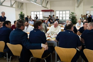 Breaking News Flash: Vatican Introduces Cafeteria Catholic Ministry