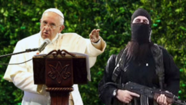ISIS to Provide Security for Francis on US Trip